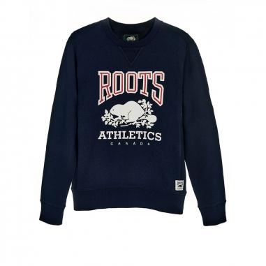 RootsRoots 復古原創圓領上衣