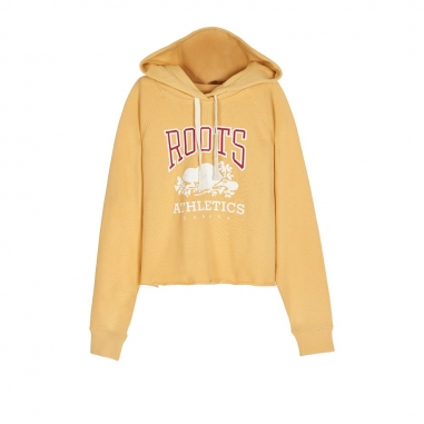 RootsRoots RBA短版連帽上衣