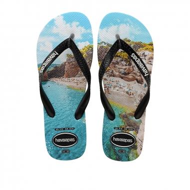 Havaianas哈瓦仕 TOP PHOTOPRINT夾腳拖鞋