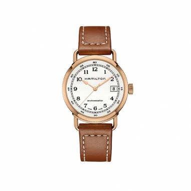 HAMILTON漢米爾頓 Khaki navy Pioneer腕錶