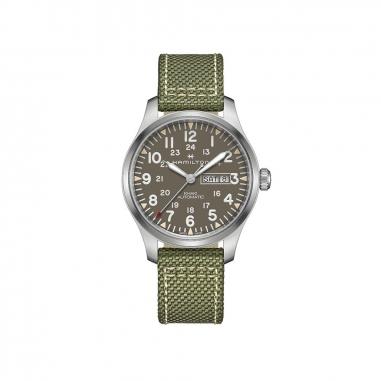 HAMILTON漢米爾頓 Khaki Field腕錶
