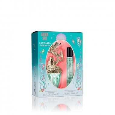 Anna Sui安娜蘇 童話美人魚海底香氛禮盒