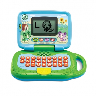 Leapfrog跳跳蛙 新版我的小筆電(綠)