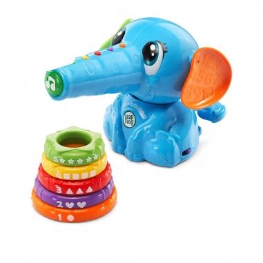 Leapfrog跳跳蛙 疊疊樂小象