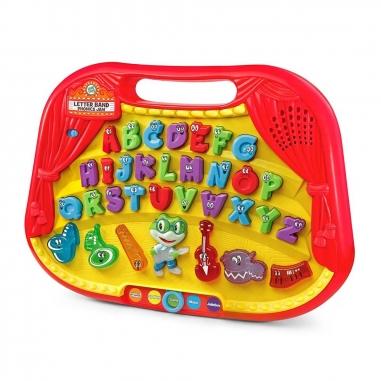 Leapfrog跳跳蛙 字母發音樂團學習板