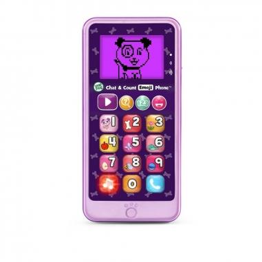 Leapfrog跳跳蛙 炫光智慧小手機(粉紫)