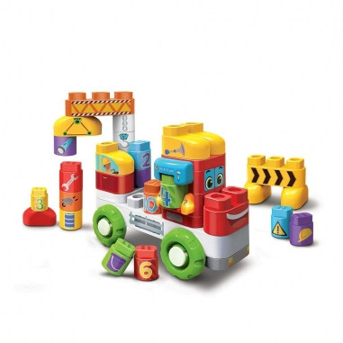 Leapfrog跳跳蛙 小小建築師-工程卡車組