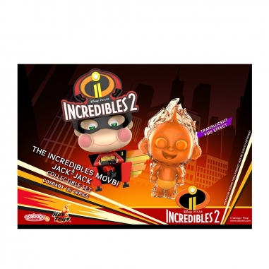 Beast Kingdom野獸國 COSB481 超人特攻隊2 穆比 & 巴小傑 雙入組