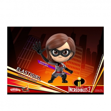Beast Kingdom野獸國 COSB474 超人特攻隊2 彈力女超人