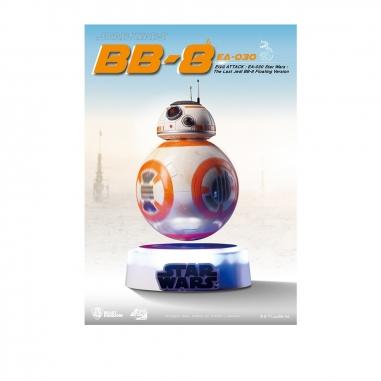 Beast Kingdom野獸國 EA-030 星際大戰:最後的絕地武士 BB-8 磁浮版