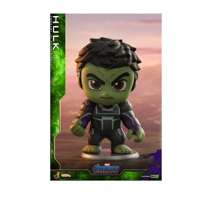 COSB557 Hulk Cosbaby (S) Bobble-HeadCOSB557 復仇者聯盟:終局之戰 浩克