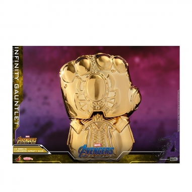Beast Kingdom野獸國 COSB590 復仇者聯盟:終局之戰 無限手套 金色款
