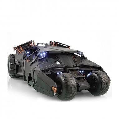 Beast Kingdom野獸國 SSRC-001A 黑暗騎士 1:12遙控蝙蝠車 珍藏版