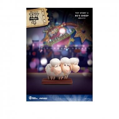 Beast Kingdom野獸國 MEA-012 玩具總動員4 比莉、羊羊、嘎嘎 (盒抽)