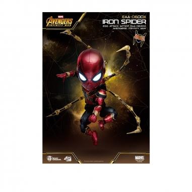 Beast Kingdom野獸國 EAA-060DX 復仇者聯盟:無限之戰 鋼鐵蜘蛛人  豪華版
