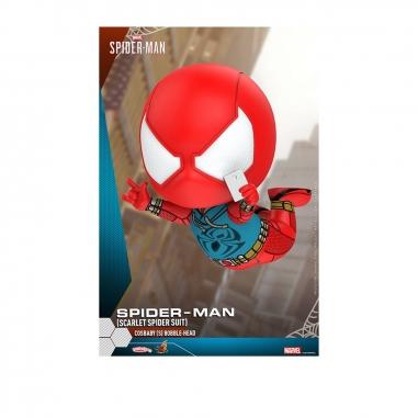Beast Kingdom野獸國 COSB620 漫威:蜘蛛人 蜘蛛人 緋紅蜘蛛戰衣款