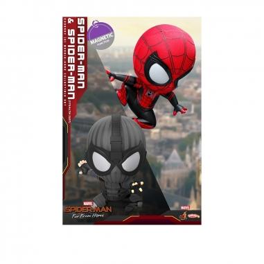 Beast Kingdom野獸國 COSB634 蜘蛛人:離家日 蜘蛛人 & 蜘蛛人潛行戰衣 雙入組