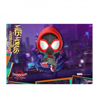 Beast Kingdom野獸國 COSB636 蜘蛛人:新宇宙 蜘蛛人 邁爾斯 連帽款