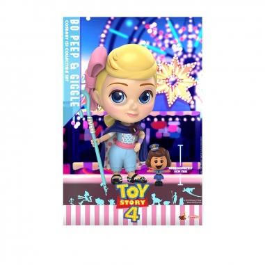 Beast Kingdom野獸國 COSB604 玩具總動員4 寶貝 & 吱吱妹 雙入組