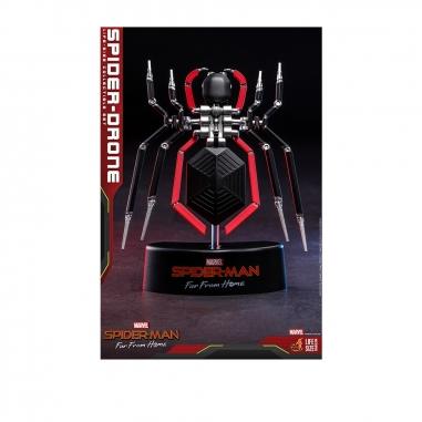 Beast Kingdom野獸國 LMS011 蜘蛛人:離家日 蜘蛛無人機 1:1 收藏品 (含贈品T-shirt)
