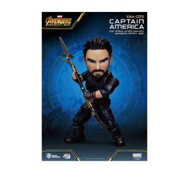 Beast Kingdom野獸國 EAA-073 復仇者聯盟:無限之戰  美國隊長