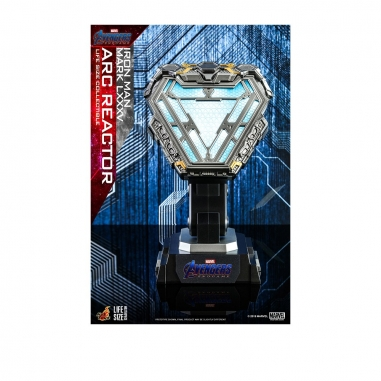 Beast Kingdom野獸國 LMS010 復仇者聯盟:終局之戰 鋼鐵人MK85 核心反應爐 1:1 收藏品
