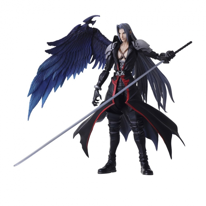 Bring Arts FINAL FANTASY VII Sephiroth Another Form VariantBring Arts 最終幻想 VII 賽菲羅斯 變異版