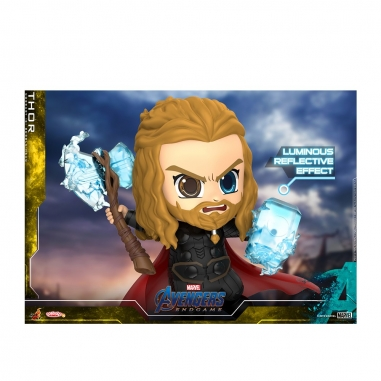 Beast Kingdom野獸國 COSB652 復仇者聯盟:終局之戰 雷神索爾 雙槌款