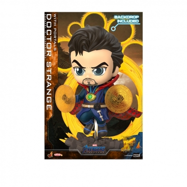 Beast Kingdom野獸國 COSB655 復仇者聯盟:終局之戰 奇異博士 & 傳送門 套組