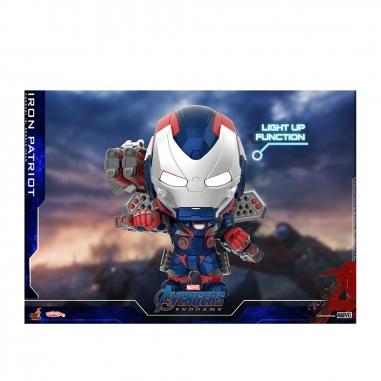 Beast Kingdom野獸國 COSB656 復仇者聯盟:終局之戰 鋼鐵愛國者 (發光款)