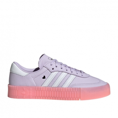 adidas愛迪達 SAMBAROSE休閒鞋