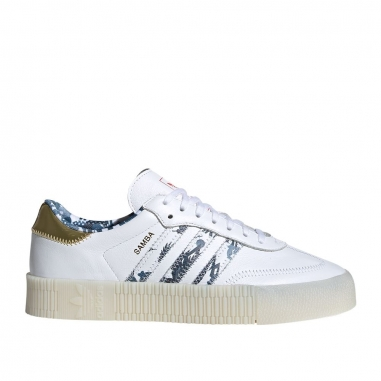 adidas愛迪達 SAMBAROSE 休閒鞋