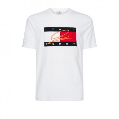TOMMY HILFIGER湯米席爾菲格(精品) CASUAL男性T恤