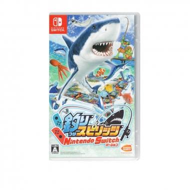 Nintendo任天堂 NS SWITCH遊戲《王牌釣手》中文版