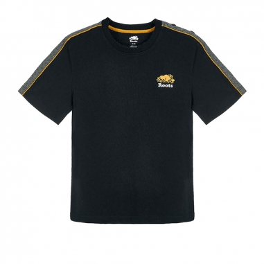 RootsRoots 史奈普重磅短袖T恤