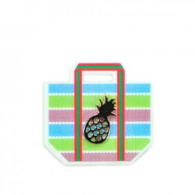 Taiwan Trend台人潮 茄芷袋造形磁鐵