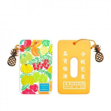 Taiwan Trend台人潮 水果箱卡套