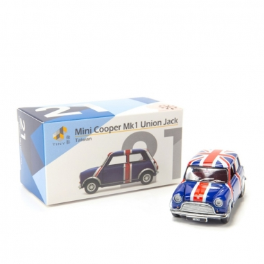 TINY微影 MiniCooper Mk1 UnionJack