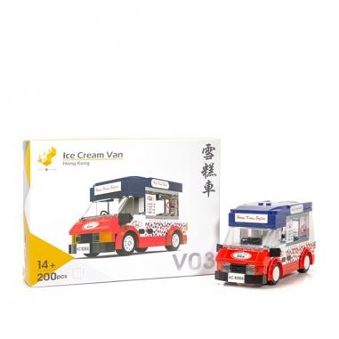 TINY微影 BlockV03香港雪糕車