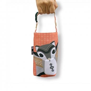 WasangShow花生騷 守護森林飛鼠萬用環保提袋