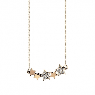 GrosseGrosse Star & Heart 金項鍊