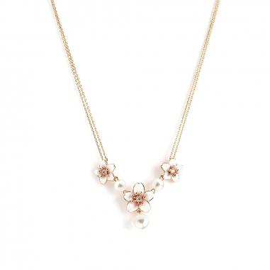 GrosseGrosse Sakura 玫瑰金項鍊