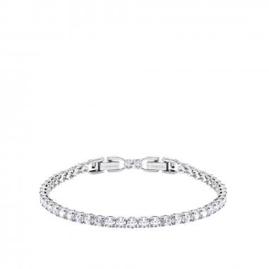 Swarovski施華洛世奇 Tennis單顆水晶串手環M
