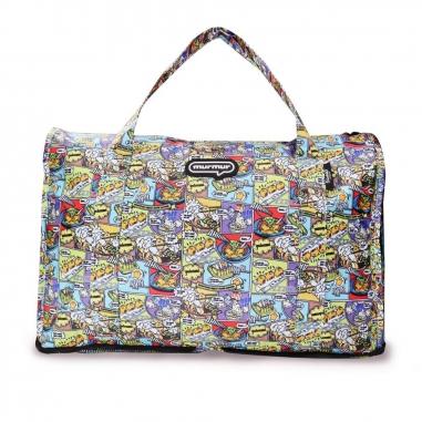 murmurmurmur 蛋黃哥卡通折疊旅行袋