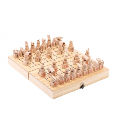 Carpenter木匠兄妹 立體象棋組