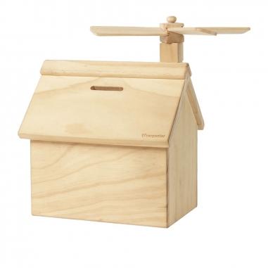 Carpenter木匠兄妹 風車存錢筒