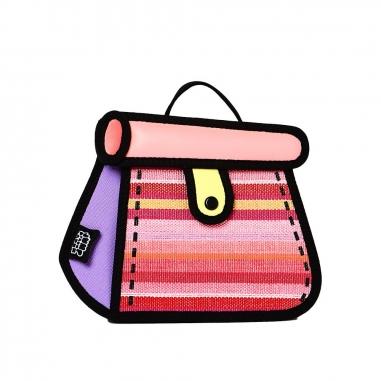 JumpFromPaperJumpFromPaper 蛋糕包 粉色條紋
