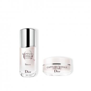 Dior迪奧 逆時能量系列精華與眼霜特惠組