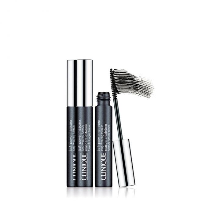 Lash Power™ Mascara (Long-Wearing Formula) Trio魔法纖長睫毛膏套特惠組