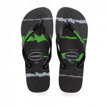 Havaianas哈瓦仕 TOP GLITCH 夾腳拖鞋